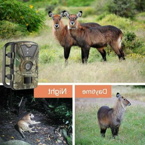 Infrared Night Vision HD 1080P Trail Hunting Cam TO