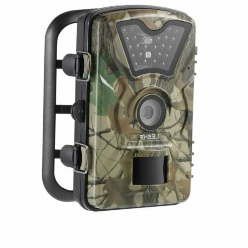 Infrared HD 1080P IR 120° Trail Camera Hunting Cam TO