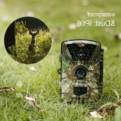 Infrared 1080P IR 12MP Trail Security Cam