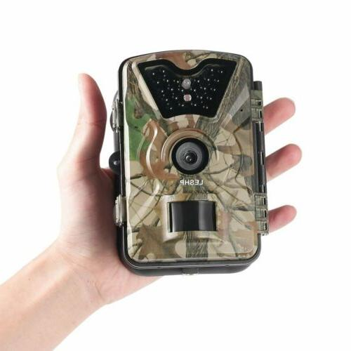 Infrared 1080P IR 12MP Trail Hunting Cam