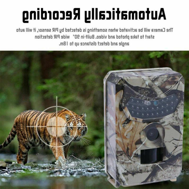 Infrared Night Vision Security Camera Cam