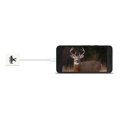 iphone trail camera viewer reader for iphone