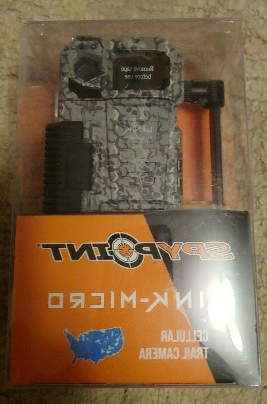 link micro cellular trail camera 4g at