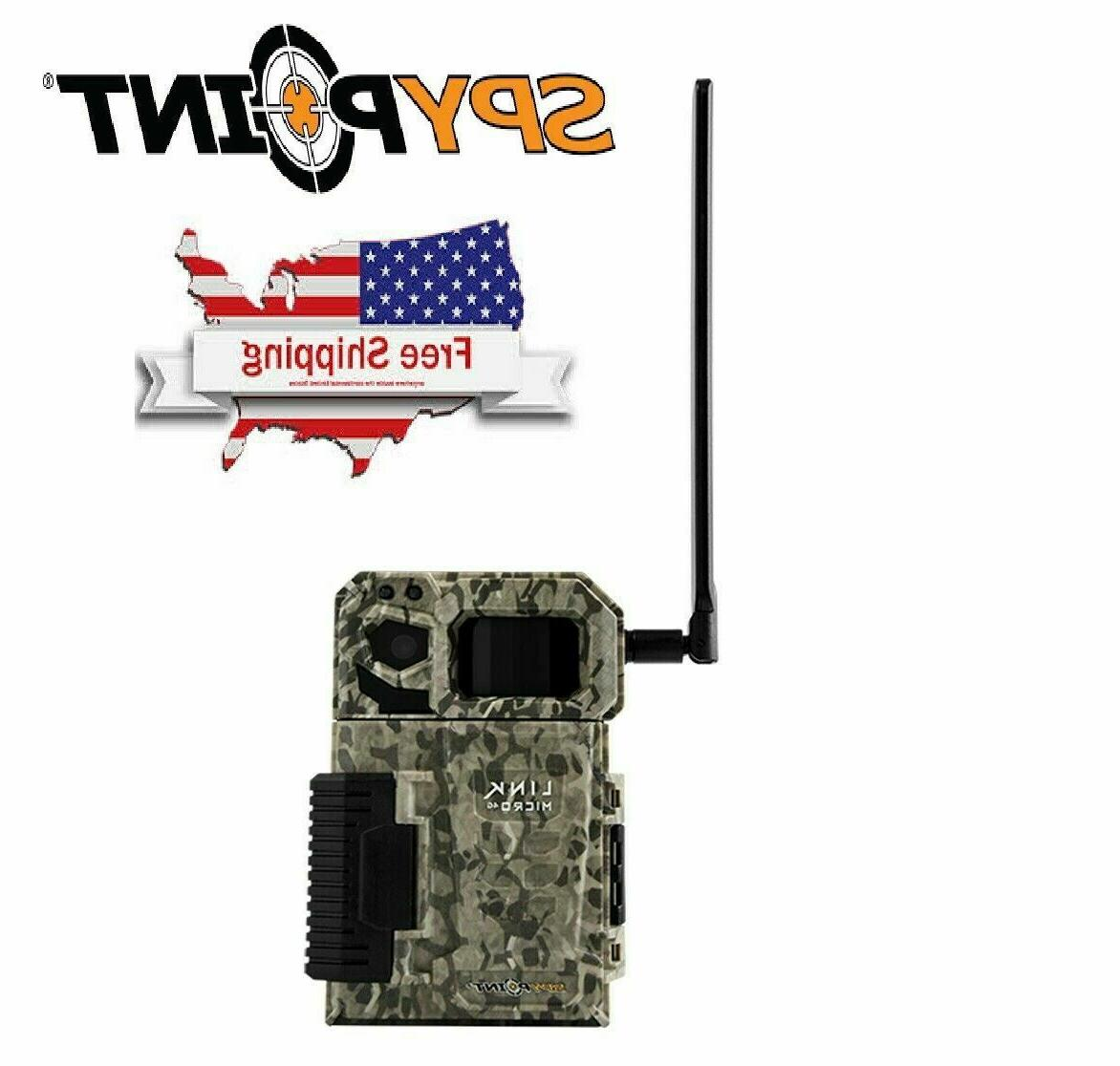 SPYPOINT LINK-MICRO CELLULAR TRAIL CAM  AT&T