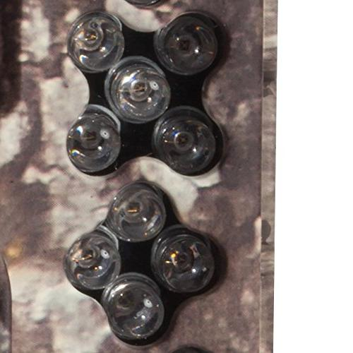 Moultrie M-40 16MP FHD Infrared Trail Camera, 10 Pack | MCG-13181
