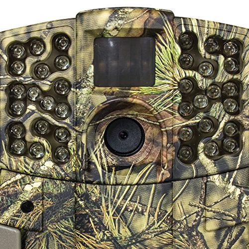 Moultrie M-999i 20MP Game Camera, 70' Mossy