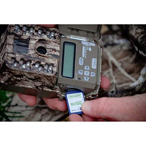 Moultrie Camera | | 0.3 S Speed 1080p Video w with