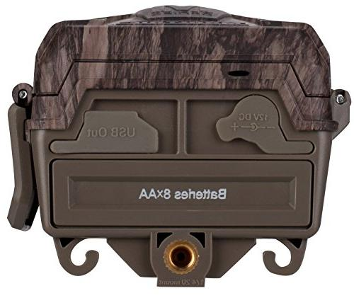 Moultrie M-50i | M-Series MP | 0.3 S Speed | 1080p w Audio | Compatible with Moultrie Mobile