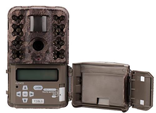 Moultrie M-50i Game | M-Series MP | Speed | 1080p w Audio | Compatible with Moultrie Mobile