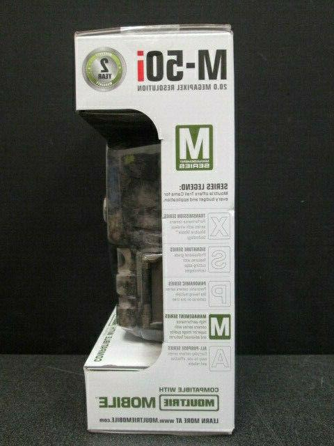 NEW! Moultrie- M-50 i- Invisible 20 Game/Trail