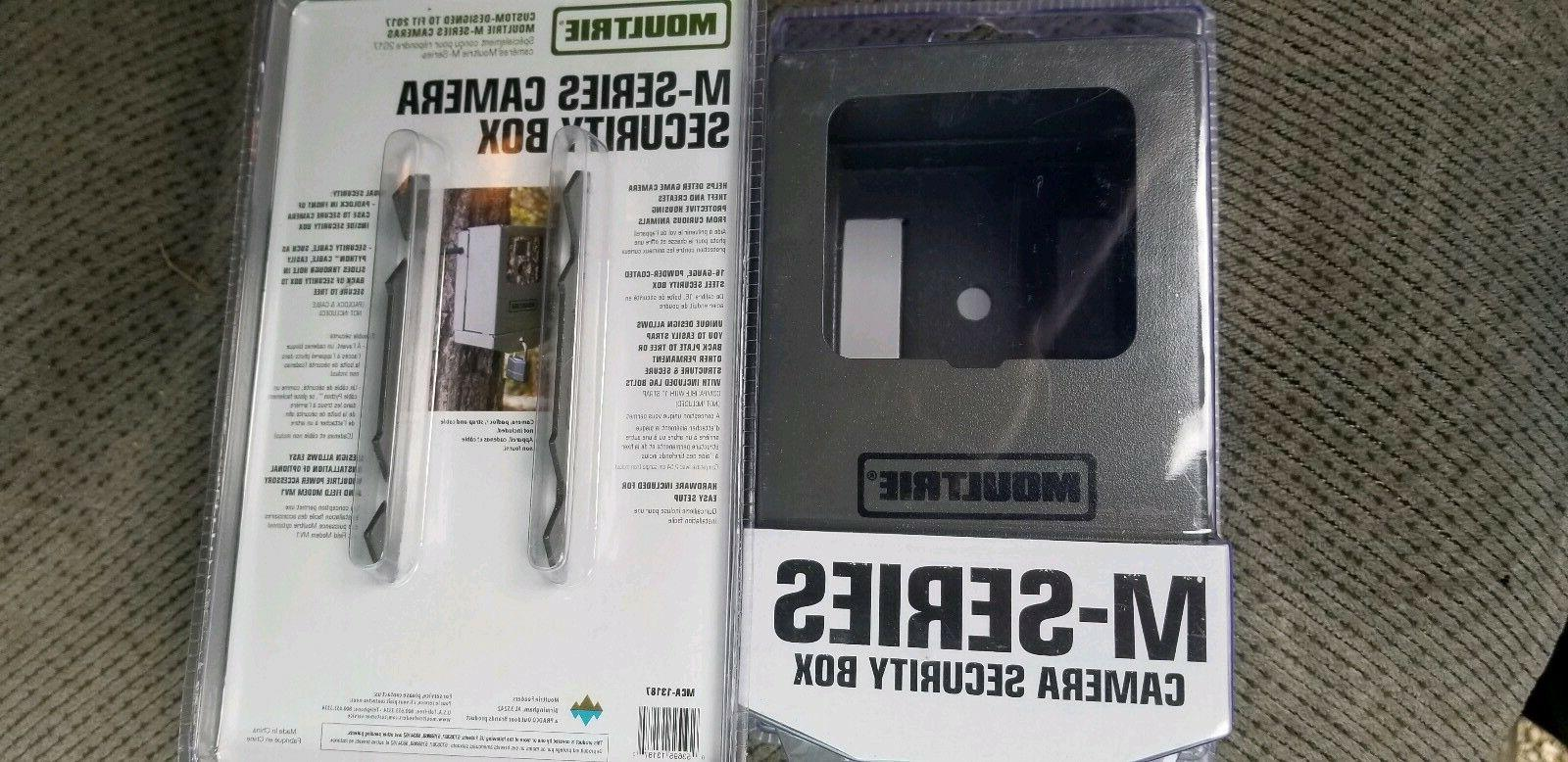 NEW Moultrie M-50i 20 Game Camera Box 16GB Card Strap