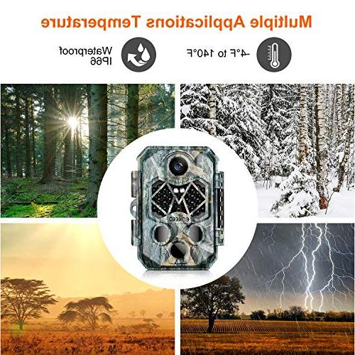 ENKEEO 20MP 1080P HD Cam Cameras with 940nm IR LEDs Night Water 0.2s