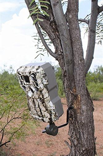 Hunting Made Products Economy Trail Holder Any Trail Cam and Into