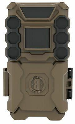 Bushnell Single Core Trail Camera, 20MP, Low Glow, Box, Brow