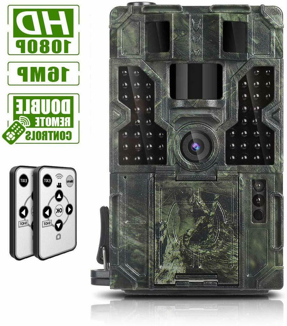 New 2017 Moultrie M-40 Infrared 16 MP Game Trail Camera 2 Ye