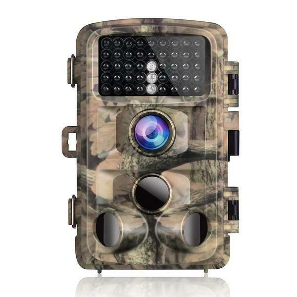 t45 digital trail camera 14mp 1080p waterproof