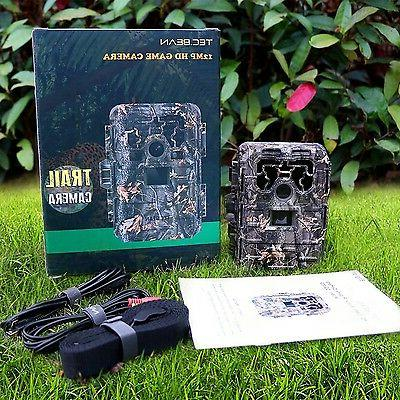 TEC.BEAN 12MP HD Game Camera Scouting ...