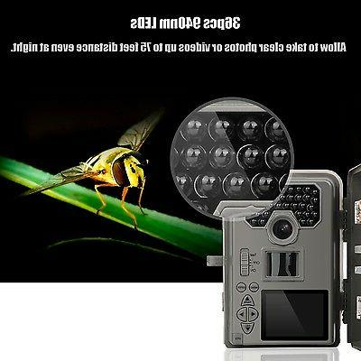 TEC.BEAN Game & Camera Glow Infrared Scouting ...