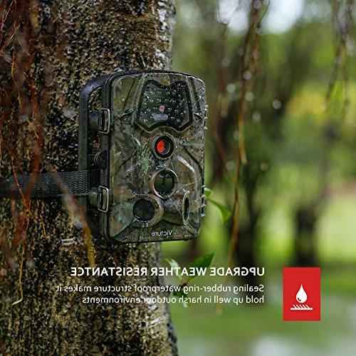 Victure Trail Waterproof Camera for Wildlife and Home
