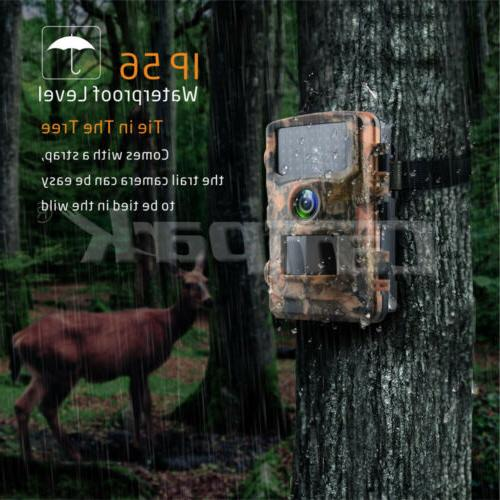 Campark Hunting Cam 14MP Game Night Vision