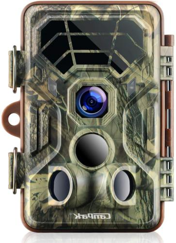 Campark Trail Camera 14MP 1080P IP66 Waterproof Hunting Game