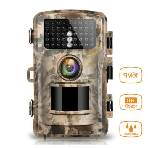 Campark Trail 16MP Night Vision Waterproof