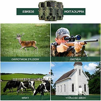 DIGITNOW Trail 1080P FHD Hunting Scouting Game
