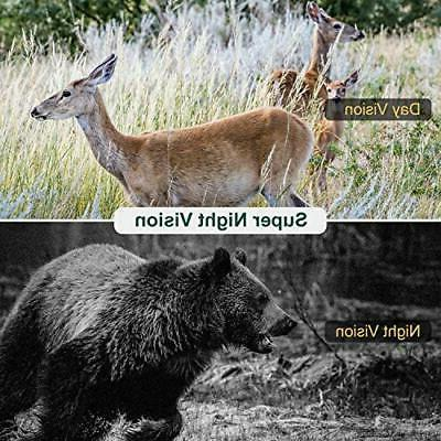 DIGITNOW Camera 1080P FHD Hunting Scouting Game