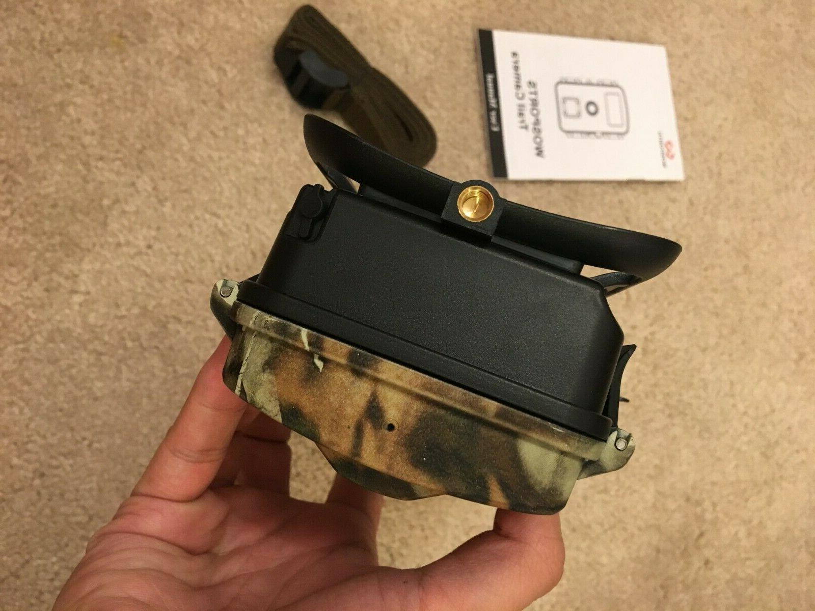 Wosports Trail Upgraded Game Camera