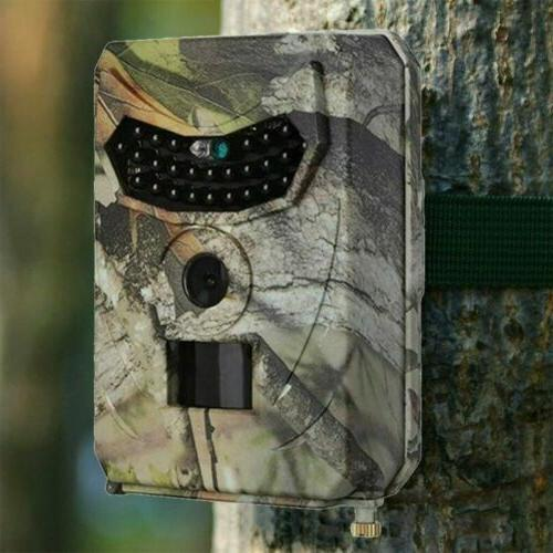 Trail Wireless Security Hunting Cam Night