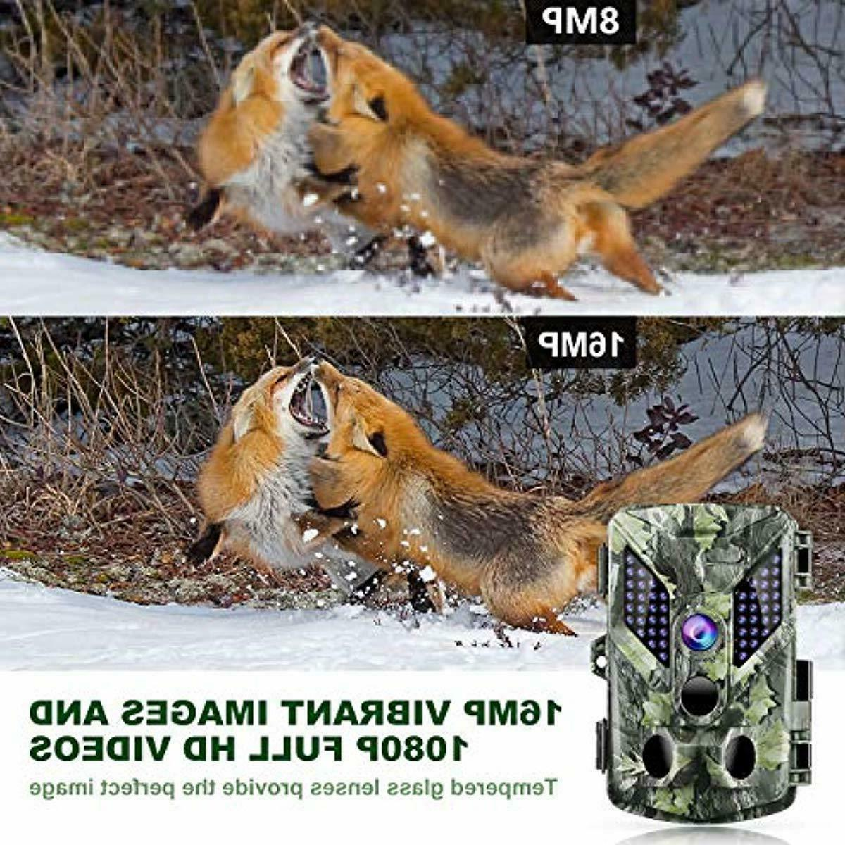 Trail 1080P Full HD,Night Vision Activated,with 32G