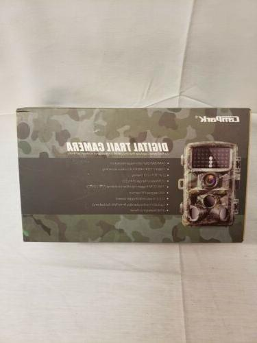 Campark Game 14MP 1080P Night Vision Waterproof Hunting Scouting...
