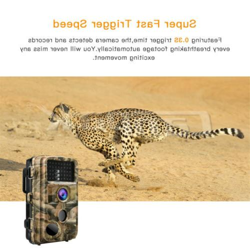 Campark 14MP FHD Waterproof IR