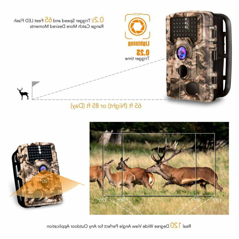 AIMTOM Trail Hunting LCD LEDs 0.2S