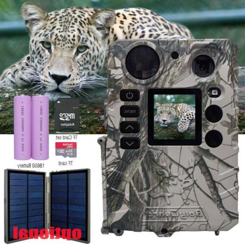 trail hunting camera game 18mp infrared no