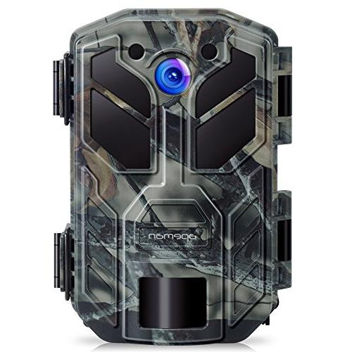 APEMAN Trail Camera 20MP 1080P Hunting Camera 40PCs IR LEDs