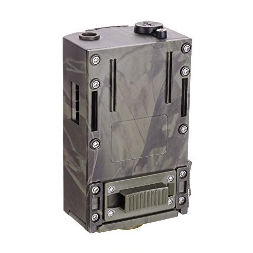 ANNKE 1080P Game Hunting Camera, IR LEDs Infrared PIR Vision IP54 Waterproof Scouting