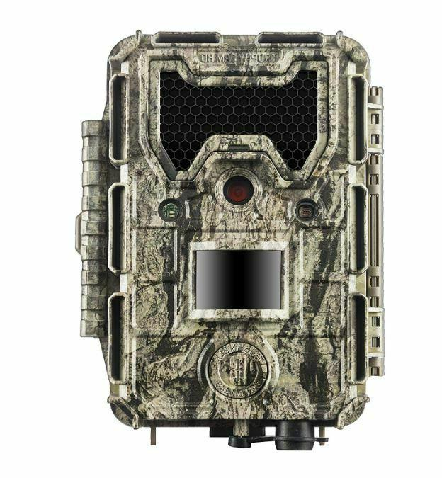 Bushnell Trophy 24MP Trail Glow Infrared LEDS IN BOX