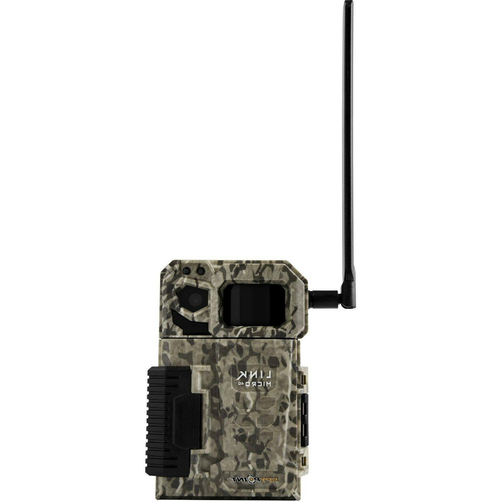 ultra compact 10mp cellular trail game camera