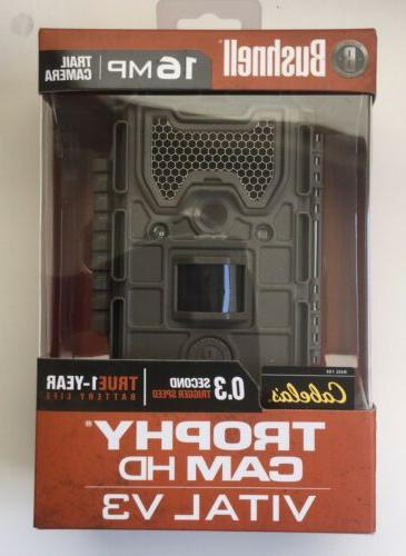 vital v3 trophy cam trail scouting camera