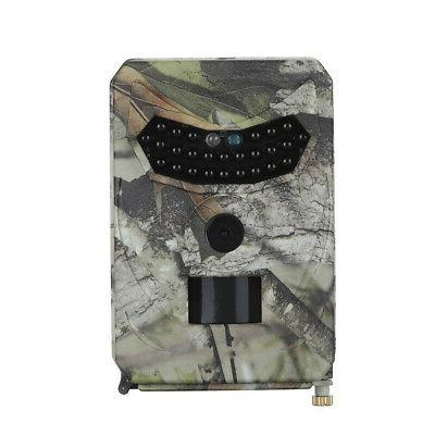 12MP 1080P Trail Camera Hunting Game Camera Outdoor Wildlife