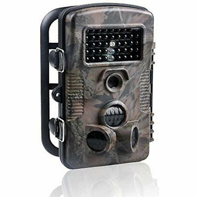 trail camera 12mp outdoor game hunting infrared