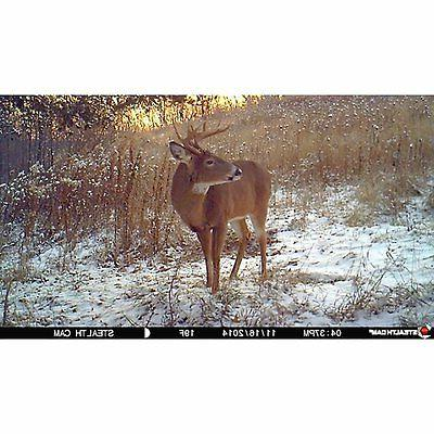Stealth ZX36NG No Glo Infrared Trail Camera Card