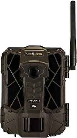 SPYPOINT Link-EVO 4G Cellular Blackout Infrared Trail Camera