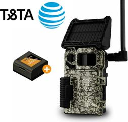 2020 SPYPOINT LINK MICRO LTE  Solar Trail Camera With Lithiu