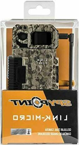 Spypoint Link-Micro USA Cellular Trail Camera | LINK-MICRO-U