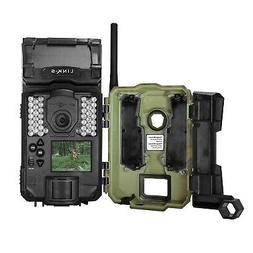 Spypoint LINK-S AT&T Solar Cellular Trail Camera, Camo LINK-