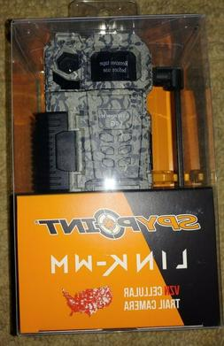SPYPOINT Link-WM VZN Cellular Trail Camera 4G Brand New!!!