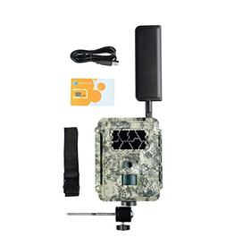 Spartan 4G LTE GoCam Wireless Trail Camera with Mount, AT&T