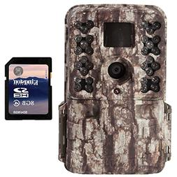 Moultrie M-40 16MP 80' FHD Video Low Glow IR Game Trail Came
